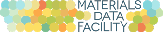 Materials Data Facility logo